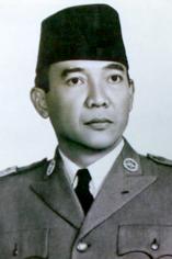 Sukarno Presiden RI 1